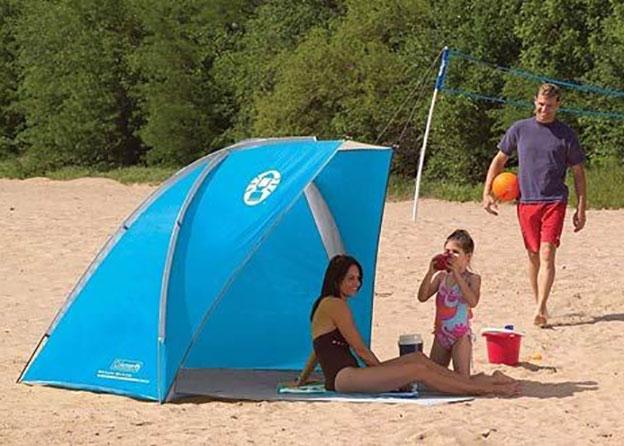 Beach Shade Cabanas