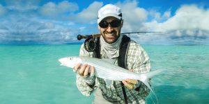 Catched Bonefish