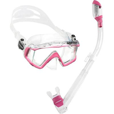 Cressi Panoramic Wide View Snorkel Mask