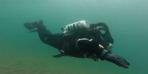 Dive wIth Rebreather