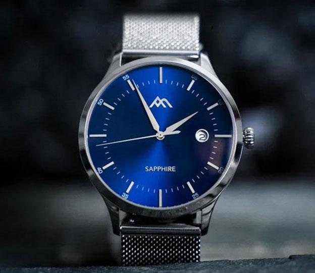 Sapphire watch