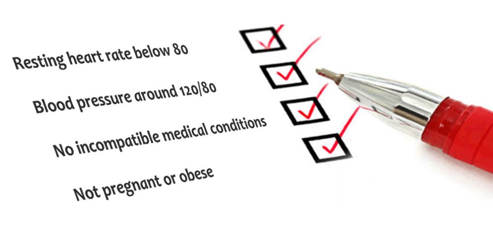 Scuba Health Requirements