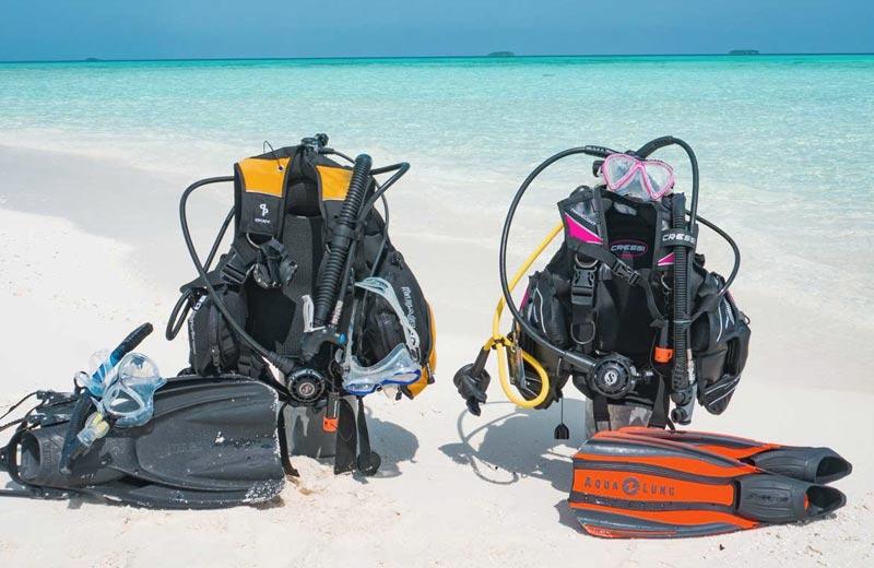 Scube Equipment