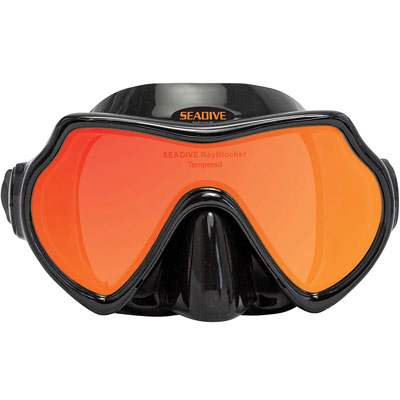 SeaDive Eagleye Ray Blocker HD mask