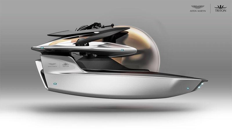 Aston Martin-Triton Neptune