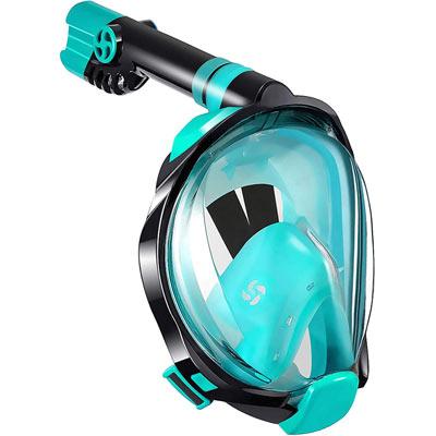 WSTOO Full Face Snorkel Mask
