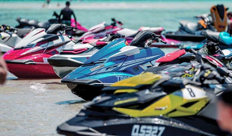 jet ski types
