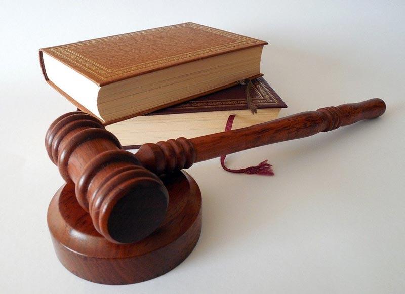 legal / judge stuff