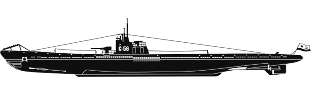 old c-56 ship