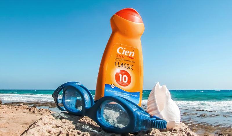 avoid sunburn