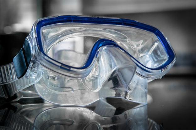 transparent mask